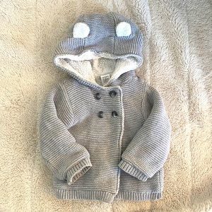 Carter's thick cardigan sweater toddler